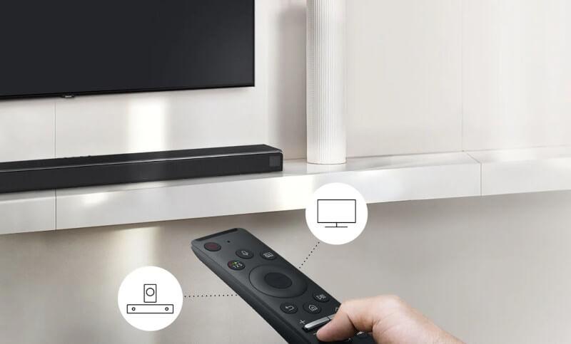 Control Soundbar With TV Remote