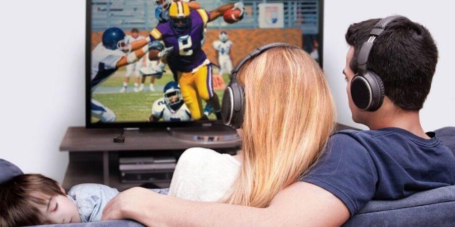Connect Wireless Headphones to TV