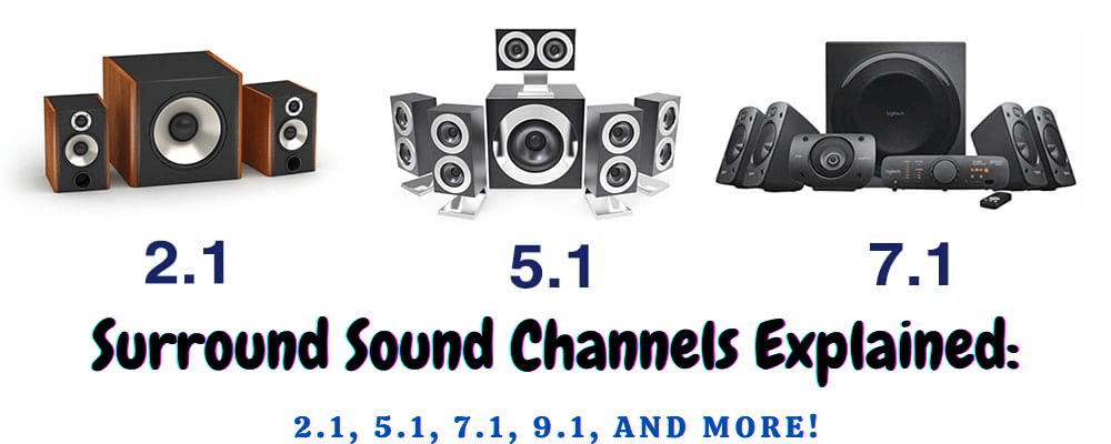 Surround Sound Channels Explained
