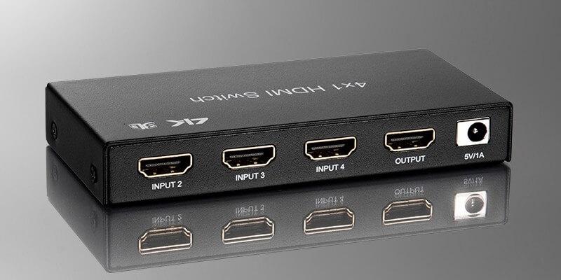 Use HDMI Splitter On Fire TV Stick