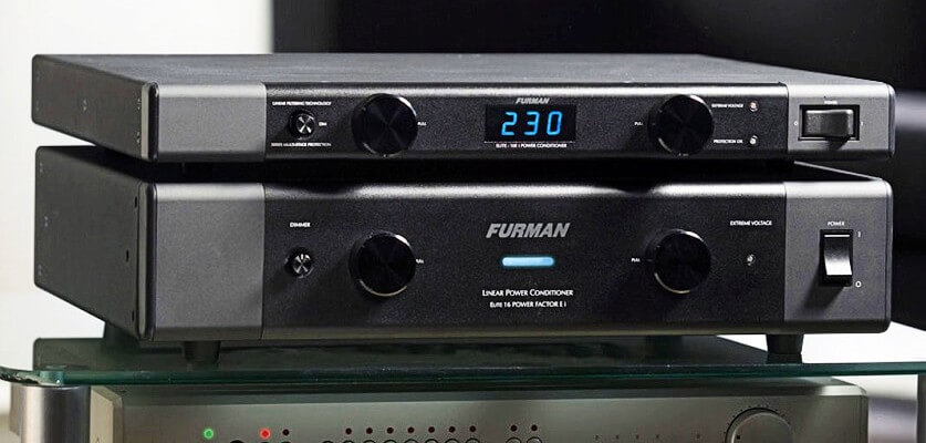 Power Conditioner for a Home Theater