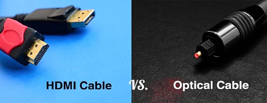 Soundbar HDMI vs. Optical