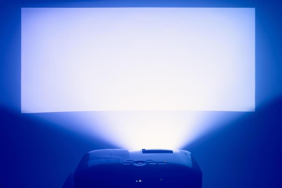 DIY Projector Screen